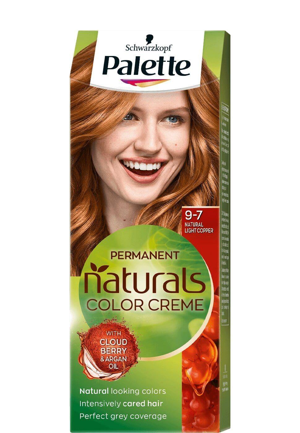 Schwarzkopf Palette Naturals Color Creme Sac Boyasi 9 7 Dogal