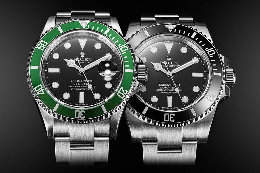 Rolex 16610LV and 114060 Ceramic | Watches I WILL own ...
