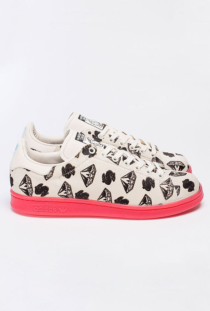 various colors 62fdf 3f13e adidas Originals   PHARRELL WILLIAMS Billionaire Boys Club Stan Smith Pony  Hair In 2005 Pharrell Williams set his sights on the world of sneakers and  ...