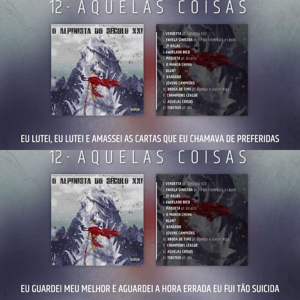 Choice Mc Favelas Paqueta E Sinistro