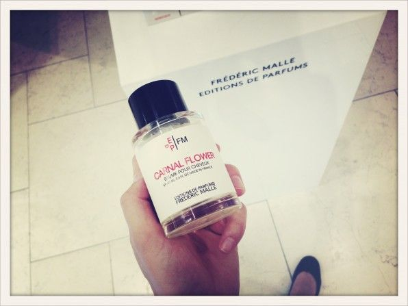 Hair mist - Carnal Flower by Frederic Malle