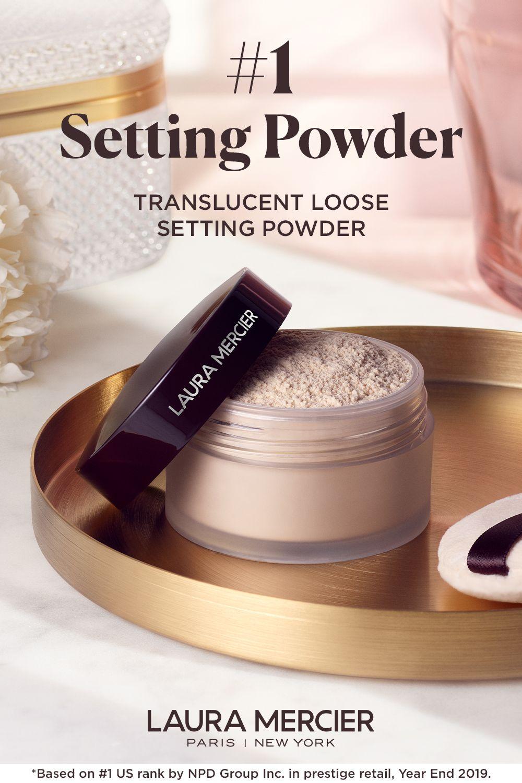 Translucent Loose Setting Powder Laura Mercier in 2020