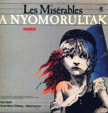 Les Misérables > 1988 Hungarian Cast Les miserables, It