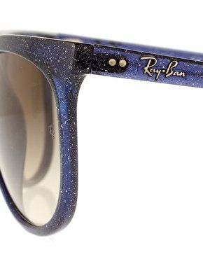 045378f00bf28 Ray-Ban Cats 1000 Glitter Sunglasses at asos.com