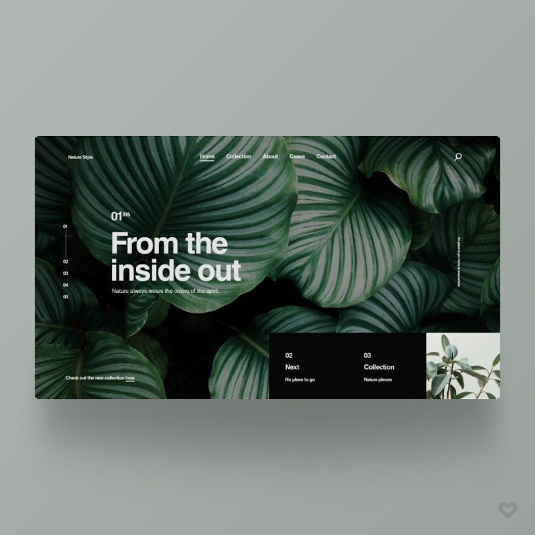 "Web Design Inspiration (UI/UX) on Instagram: ""by Eze Cichello @ezecichello Follow us @welovewebdesign - Link: https://dribbble.com/shots/4931866 - More daily inspiration?…"""