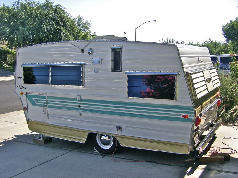 Aristocrat Trailer Worth Getting For Free  In Vintage