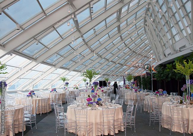 Adler Planetarium Is One Of The Most Unique Wedding Venues In Chicago