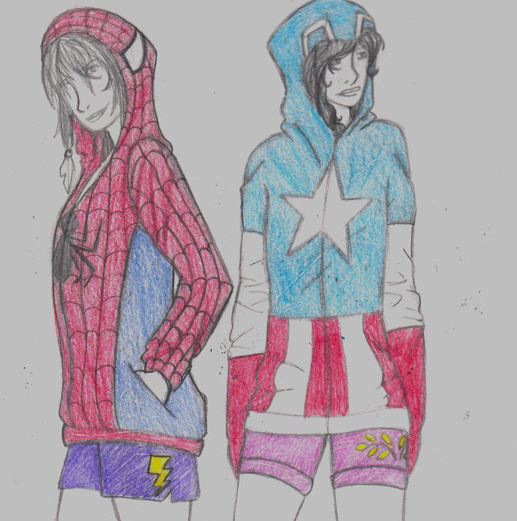 Piper and Reyna by NotSoGraceful95.deviantart.com on @deviantART