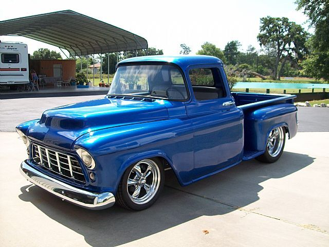 1955 Chevy Truck >> 1955 Chevy Truck 2nd Series Classic Chevy Trucks 57