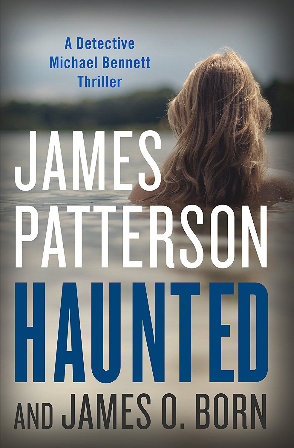 Haunted by james patterson michael james
