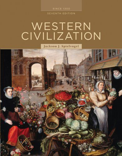 Western Civilization Alternate Volume Since 1300 Ap Ed Https Www Amazon Com Dp 0495796417 Ref Cm Sw R Pi Dp X Umvjy Civilization Westerns Study History