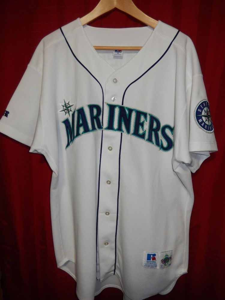 buy popular bb572 8cc39 Details about Diamond Collection Seattle Mariners Ken ...