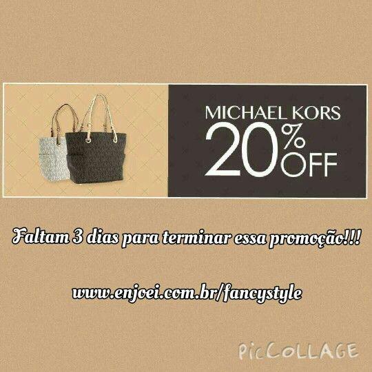 Faltam 3 dias para terminar essa promoção!!!  www.enjoei.com.br/fancystyle
