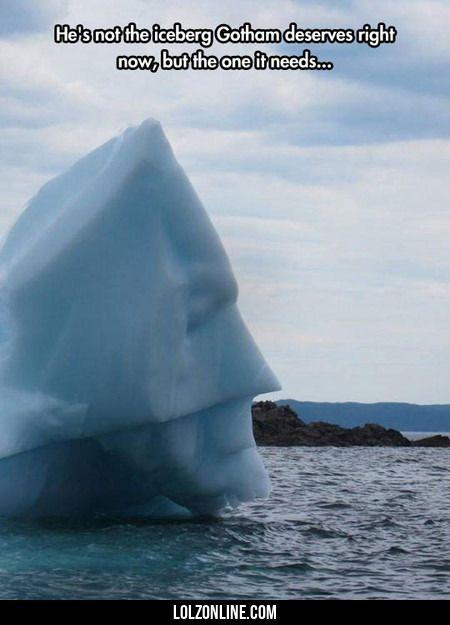 The Dark Iceberg Returns#funny #lol #lolzonline