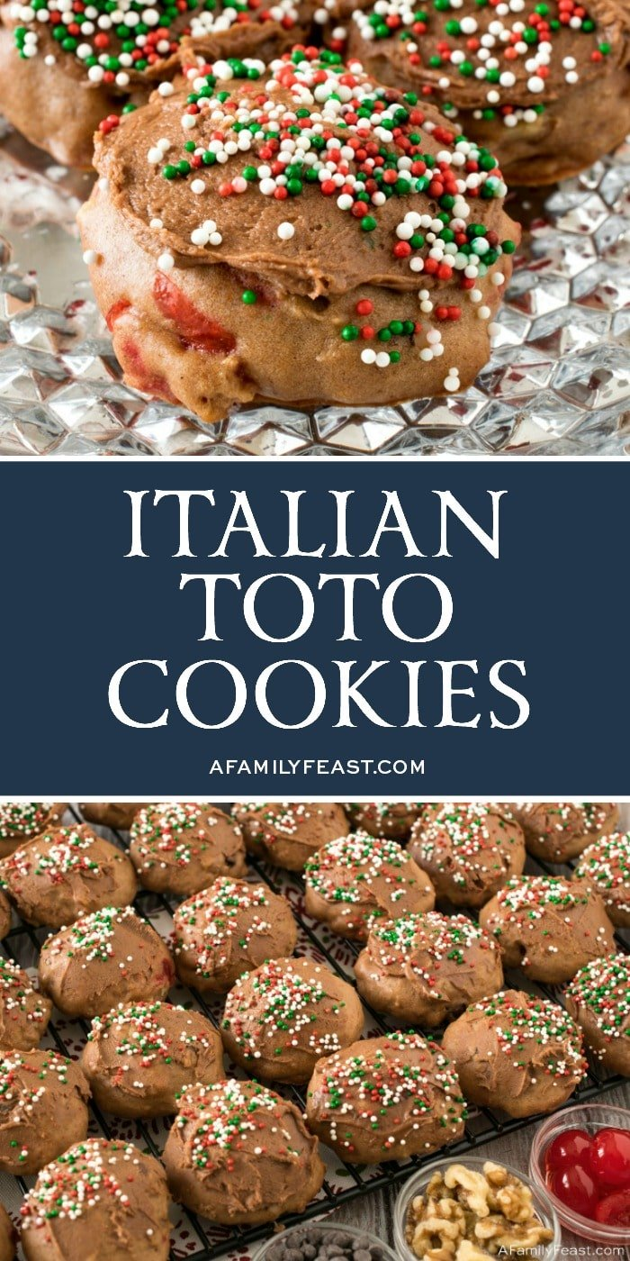 Italian Toto Cookies - A Family Feast®