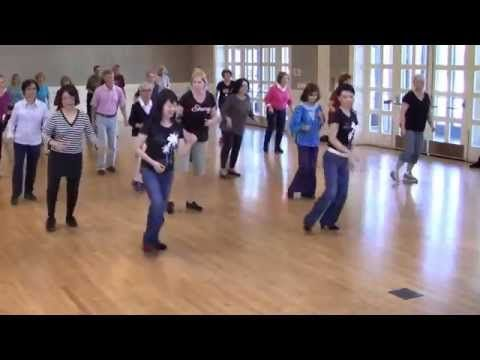 a06359cd6210be Ah Si! line dance - YouTube | line dances | Country line dancing ...