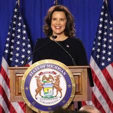 Gretchen Whitmer Google Search In 2020 State Of Michigan Governor Political Women