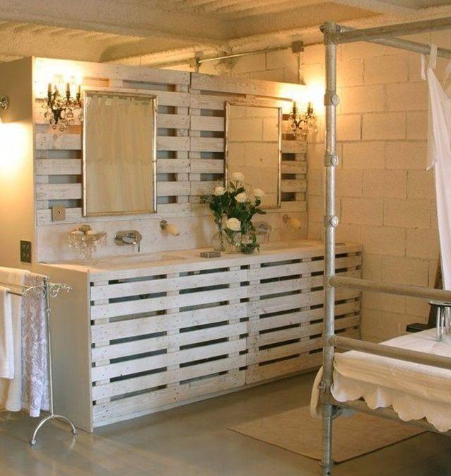 diy 12 meubles incroyables entirement fabriqus avec des palettes en bois - Meubles En Bois De Palette