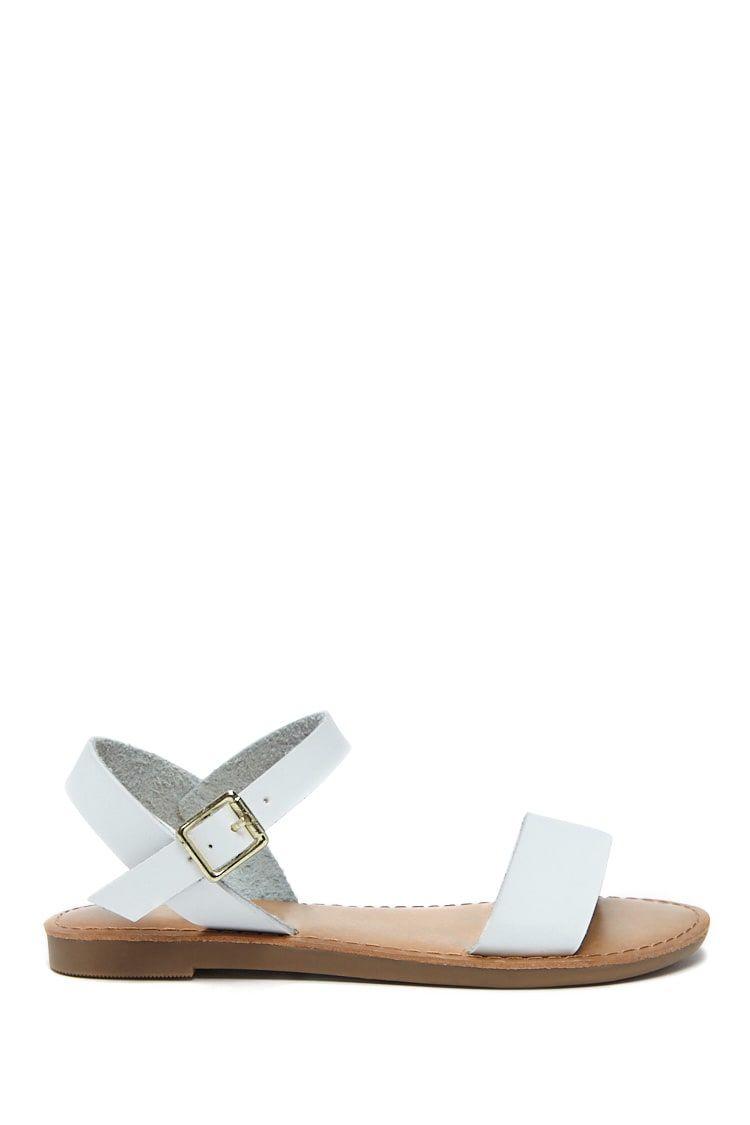 3ebfc6fec32 Girls Faux Leather Sandals (Kids)