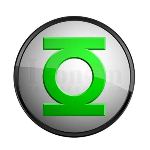 c1ce45b75 Custom or design Green Lantern logo Iron On Stickers(Heat Transfers) for  your t-shirt and jerseys.