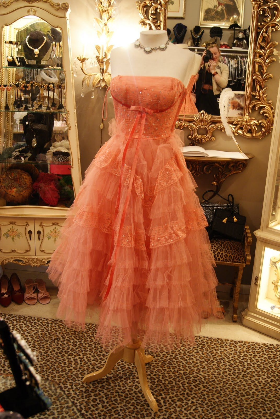 Us party dress back in time pinterest vintage clothing