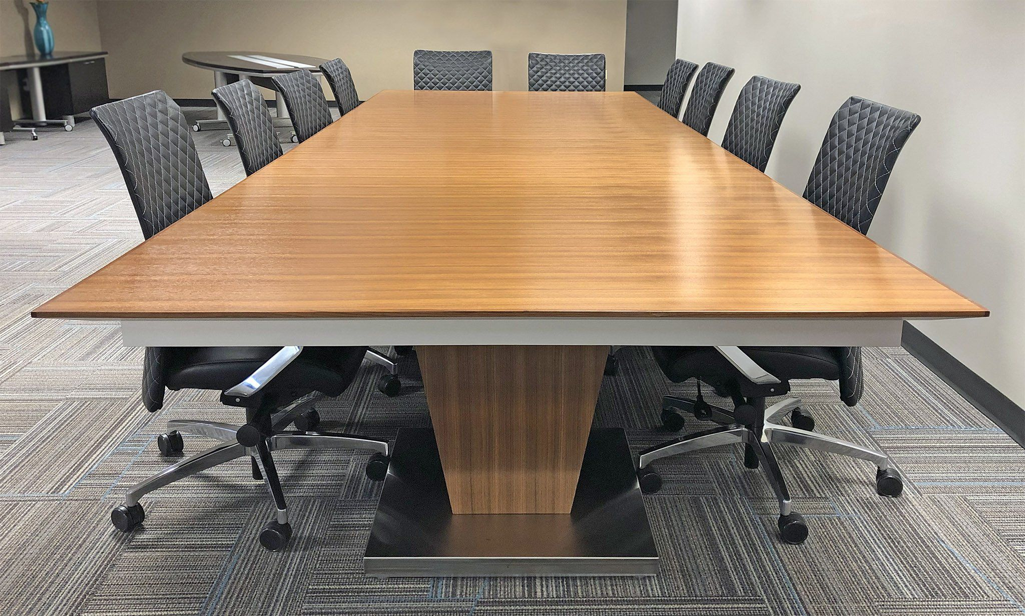 Tempezo™ - Stylish Conference Tables + Casegoods  Table, Large