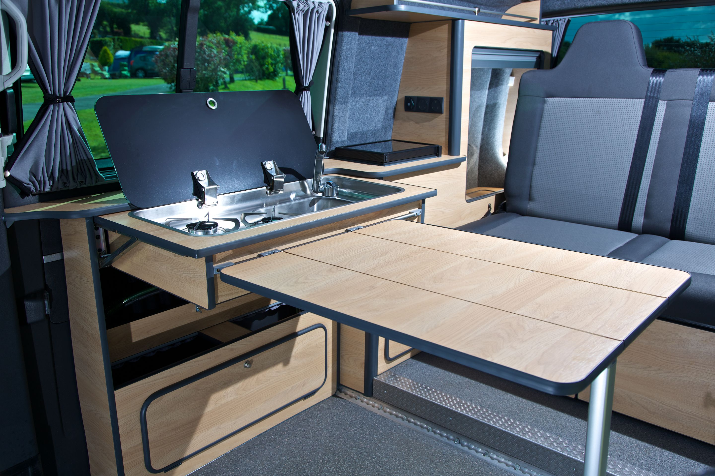Compact And Space Saving VW Camper Van Conversions Motability Disabled Specialists
