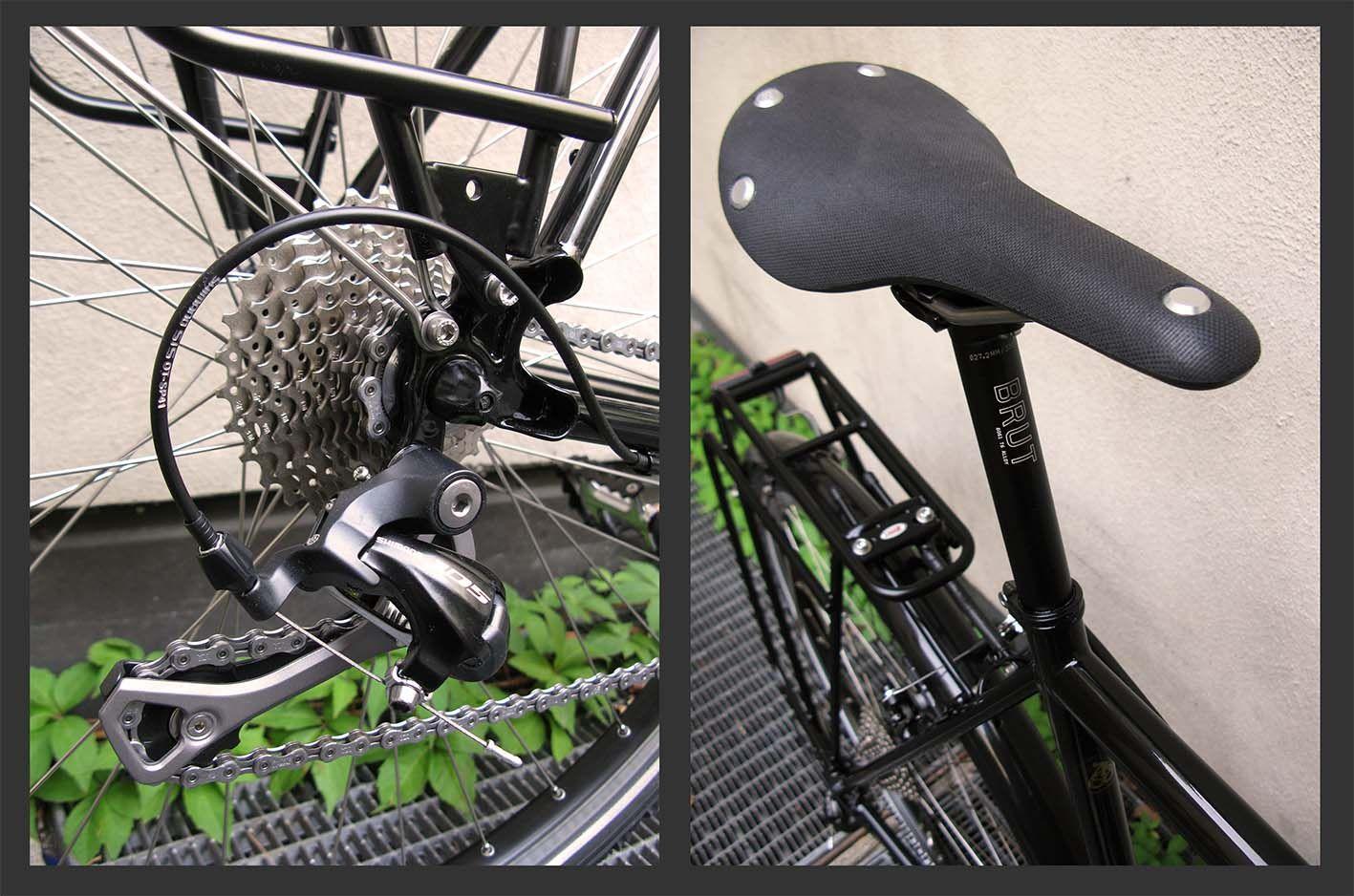 Surly Long Haul Trucker Bike Built At Guten Biken Bike Shop And