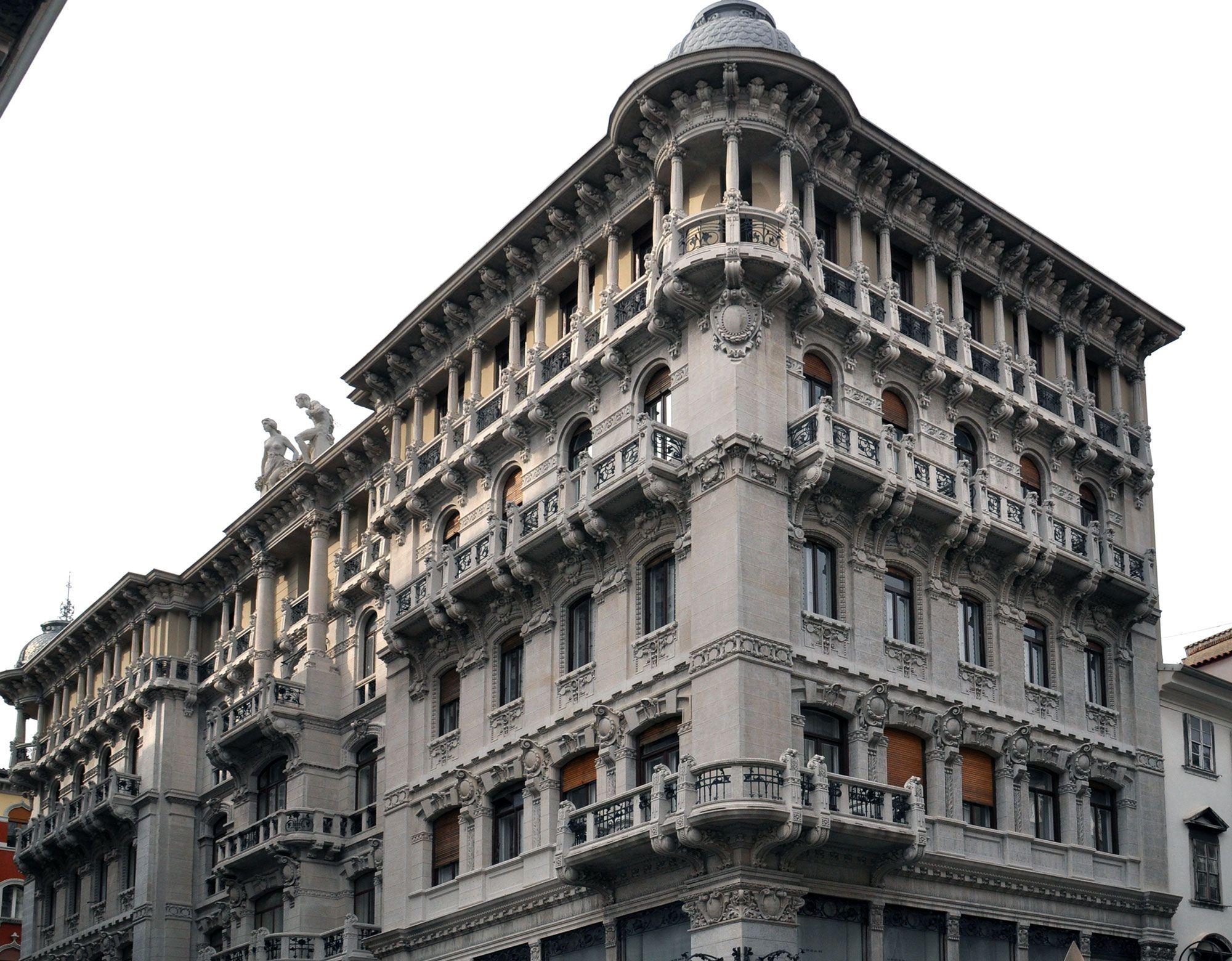 Entra sul portale dell arte Liberty in Italia italialiberty e scopri edifici