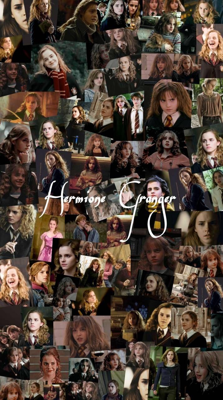 Hermione Granger wallpaper by Sykulska - 77 - Free on ZEDGE™