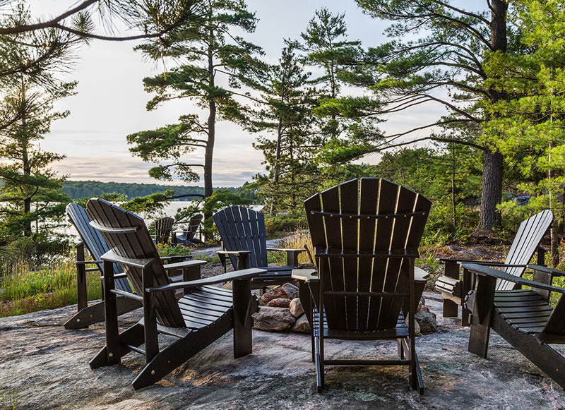 Красивые загородные дома Канады: работы фотографа Robin ...