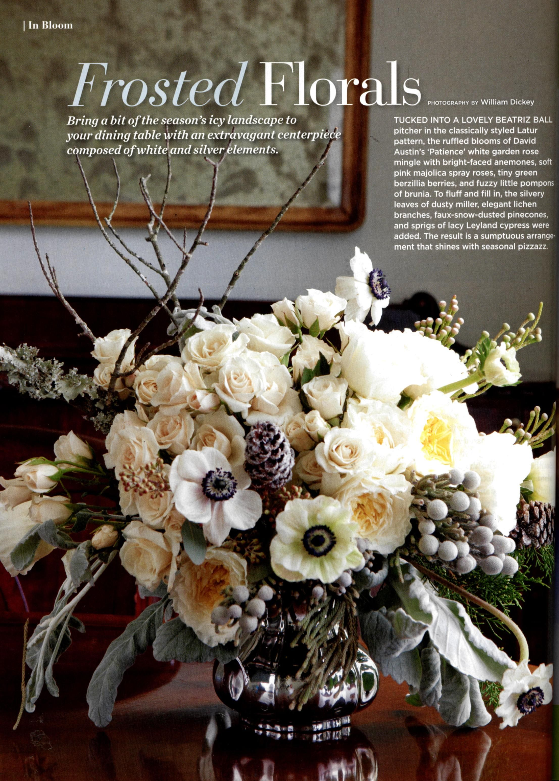 7 Winter Arrangements Httpsouthernladymagazinewinter