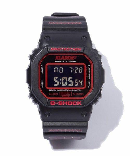 XLARGE G-SHOCK DW5600