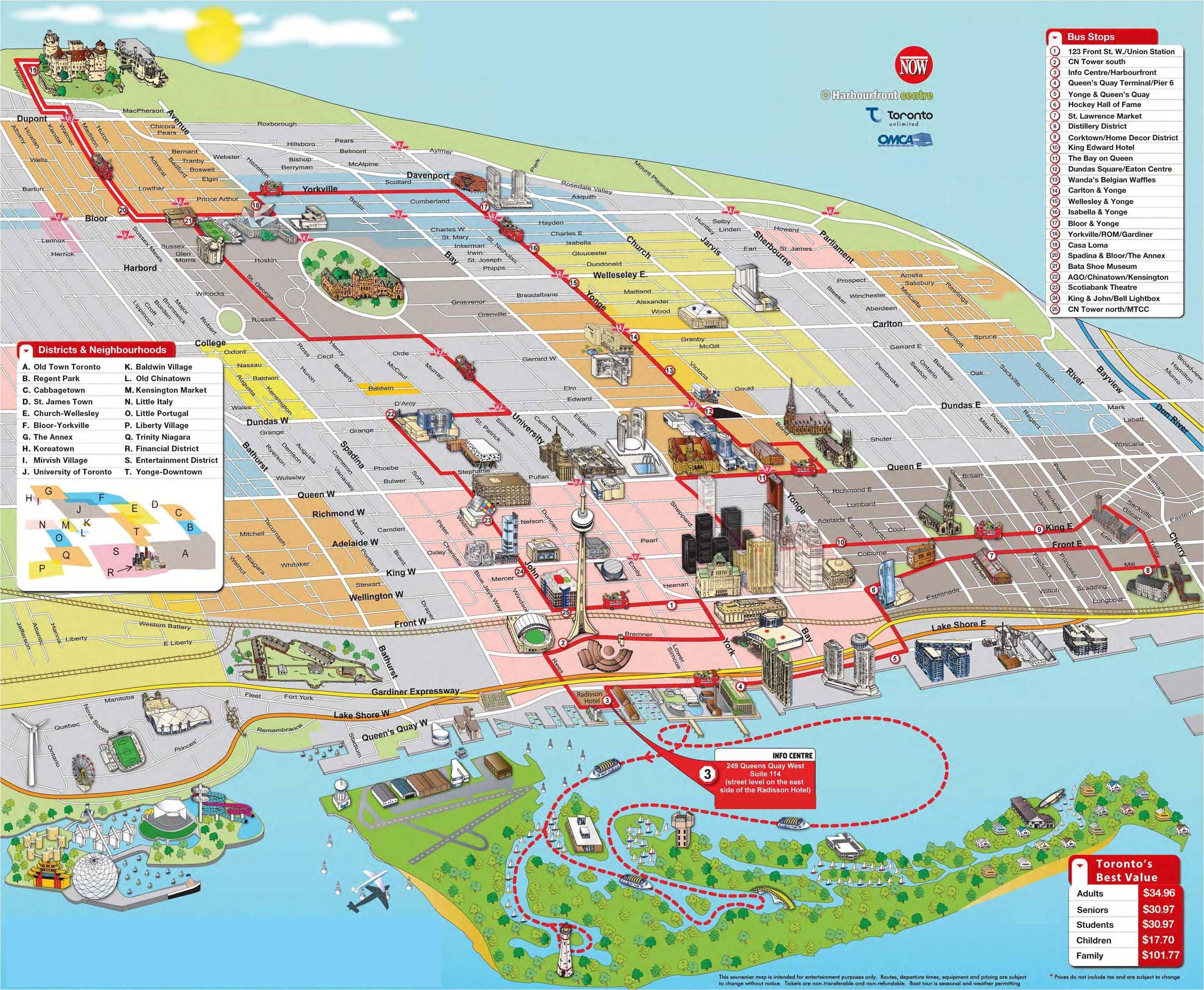 Canada Cataratas Del Niagara Mapa.Resultados De La Busqueda De Imagenes Mapa Turistico