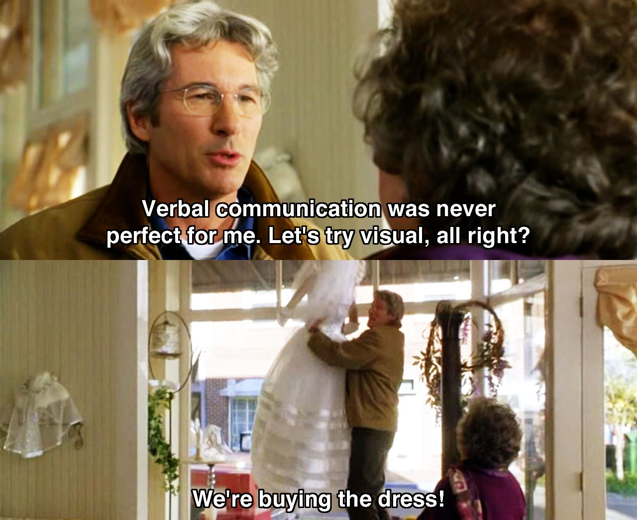 verbal communication in the movie 21 Though you may consider verbal communication as your most-used form of communicating, written communication can be an important part of your day.