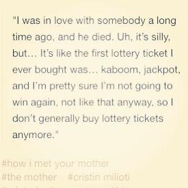 I Dont Buy Lotery Tickets Anymore Because Already Had My Jackpot