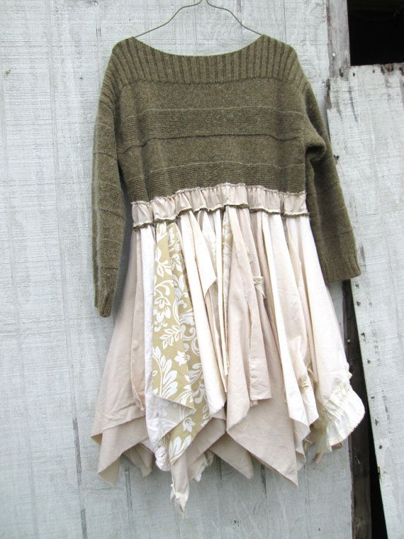 Новая жизнь старой одежды своими руками фото 56