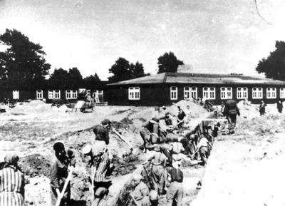 Jews Working In Concentration Camps