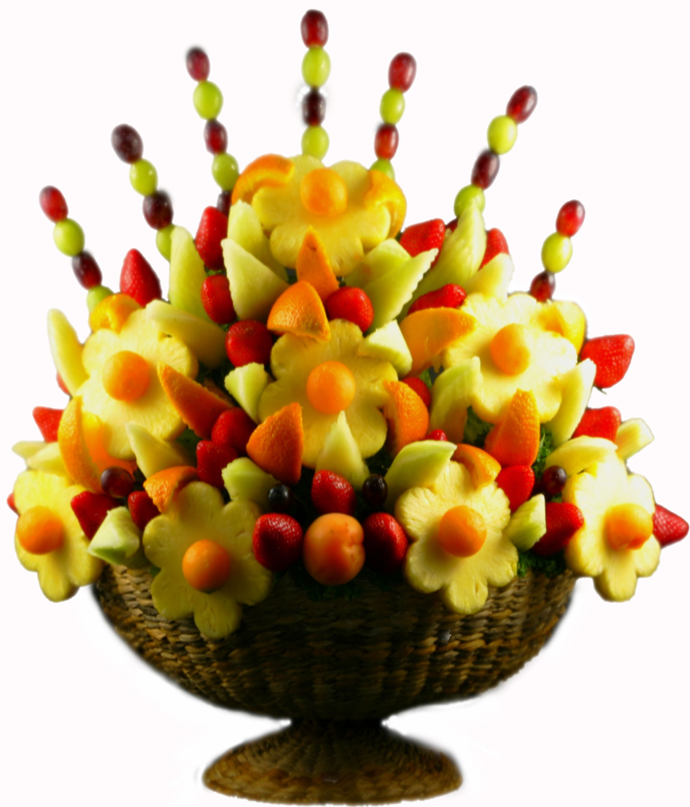 Fruit arrangements delivery service available fruit Floral arrangements with fruit