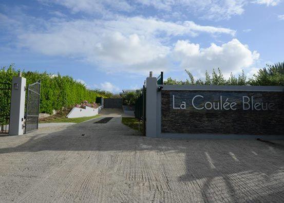 Location de villa prestige en Guadeloupe La Coulée Bleue maisons - construire sa maison en guadeloupe