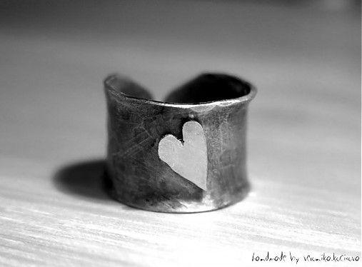 lobelia / Srdce v oblúku