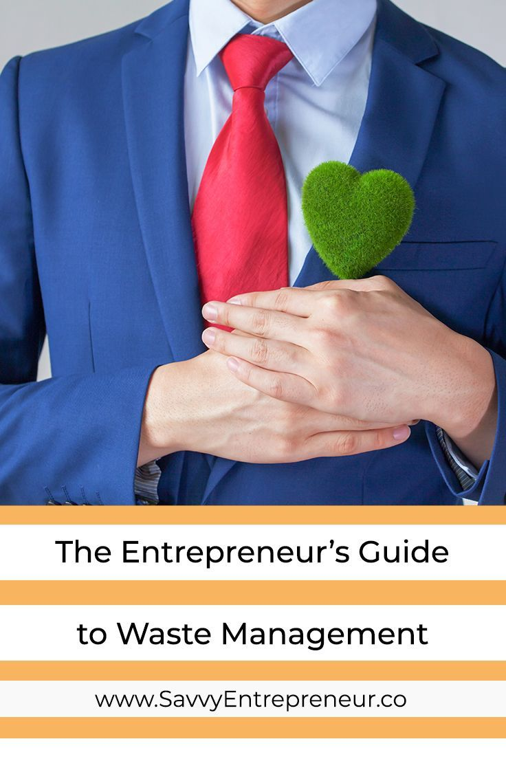The Entrepreneur's Guide to Waste Management