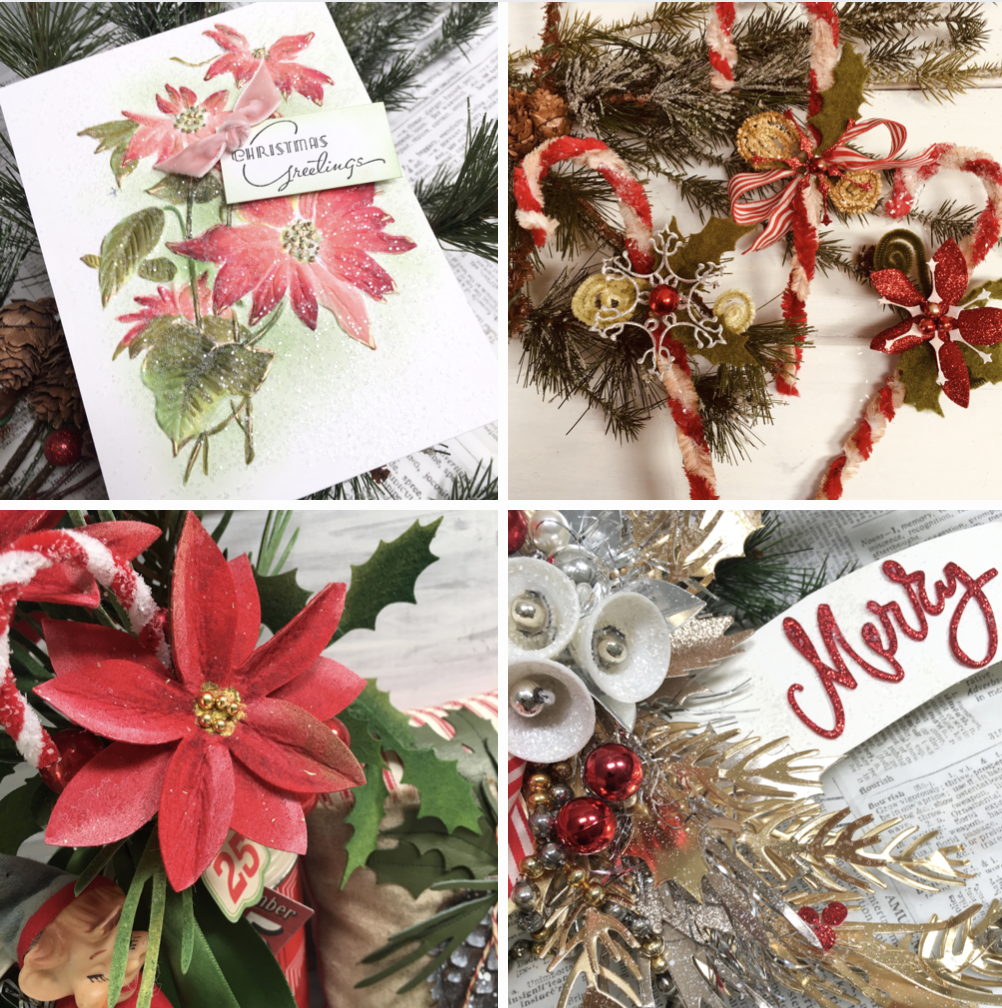 Sizzix Christmas Dies 2020 Christmas 2020 Chapter 3 Release of Tim Holtz Dies by Sizzix in