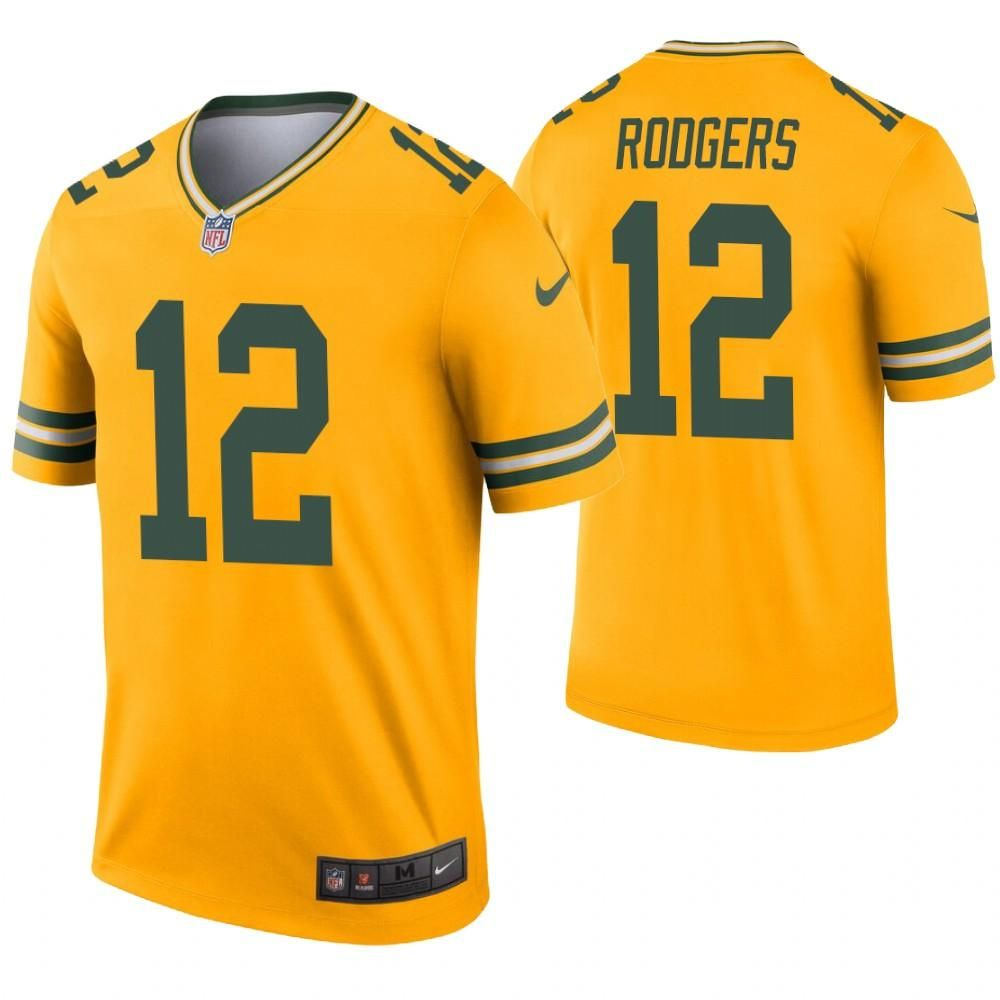 Men S Green Bay Packers Aaron Rodgers Game Jersey Aaron Rodgers Green Bay Packers Aaron Rodgers Jersey