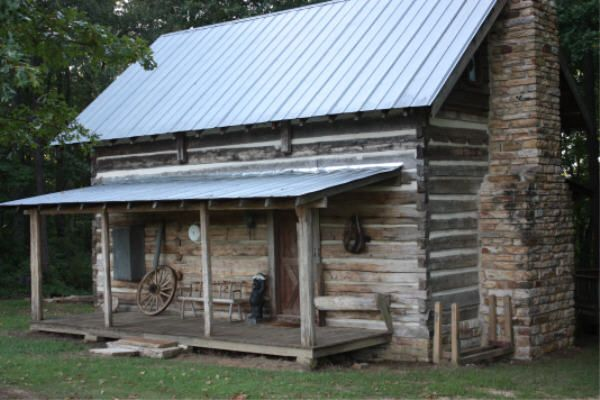 Cabin rentals bear creek log cabins in mentone alabama for Log cabin builders in alabama