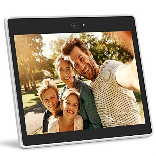 Digital Picture Frame Ihoment Wi Fi 10 Video Call Live Chat Ips