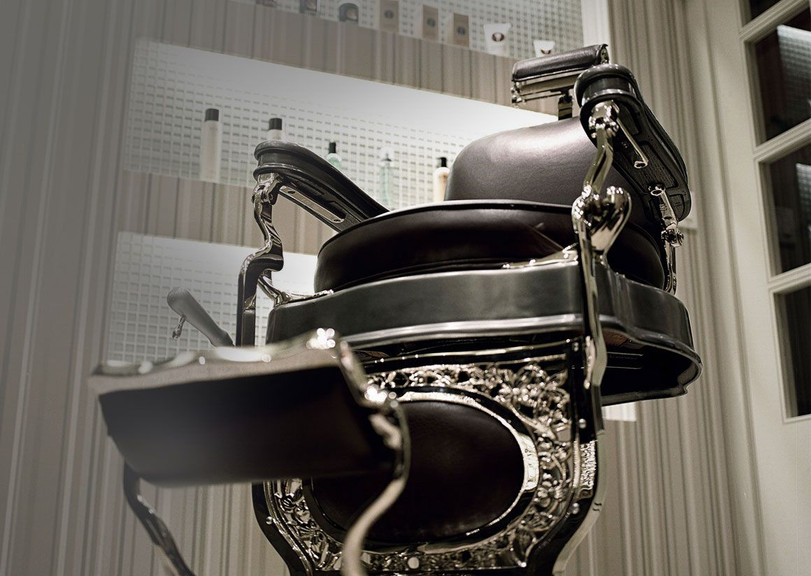 Classic barber shop chairs - Barber Chair Jd S Barbershop The Vancouver Club