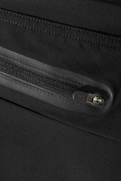 FALKE Ergonomic Sport System - Stretch-jersey Shorts - Black