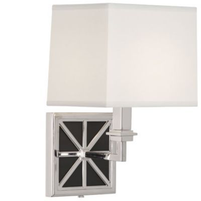 Directoire Square Wall Sconce by Mary McDonald