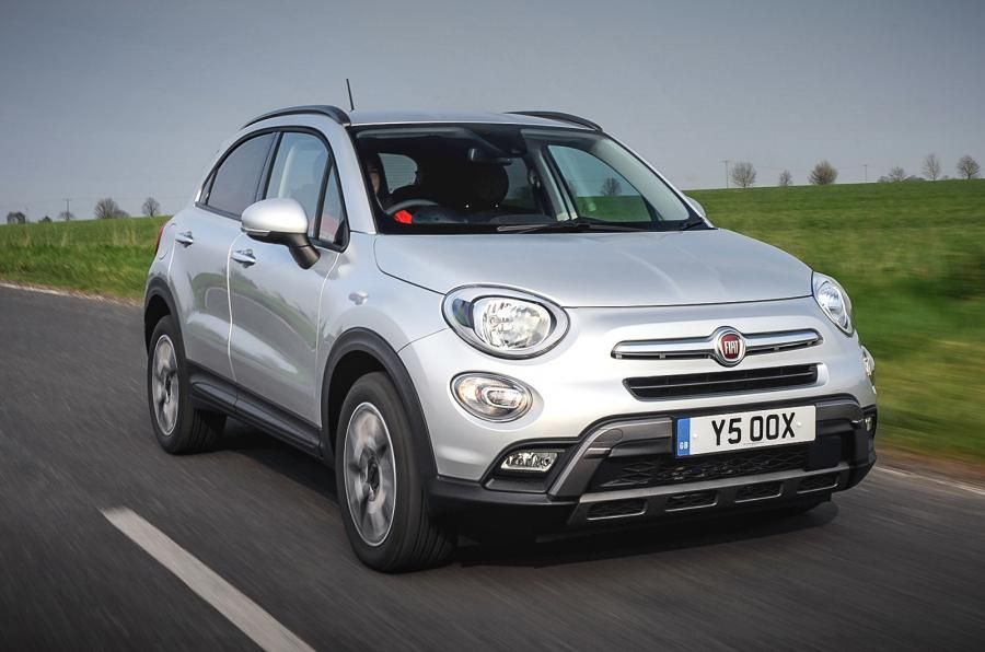 2020 Fiat 500x Abarth Spy Shots And Video With Images Fiat 500